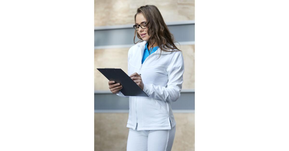 Nano Jacket Ladies Russell Olive Melegítő dokiruha.hu