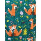 Lisa - Sweet fox - róka mintás női V kivágású felső