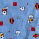 Cat & Mouse V tunika kék alapszín