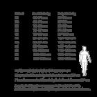 Fehér pamutsztreccs Unisex munkanadrág (Tina/Dávid) (34)