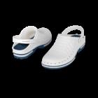 CLOG 02 Klumpa – Fehér | Kék – Munkapapucs (41/42)