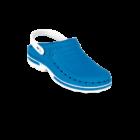 CLOG 07 Klumpa – Kék | Fehér – Munkapapucs (37/38)