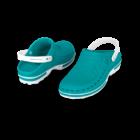 WOCK CLOG 06 Klumpa – Zöld | Fehér – Sterilizálható Munkapapucs (38/39)
