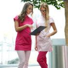 Singapur Szett - Tetszőleges színben - Claudia tunika + Malfini fehér leggings