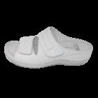 MKT5 White - MILLAND - Női Bőr Papucs