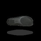 M08 - MILLAND - Női Bőr Klumpa - Navy Munkapapucs (38)