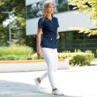 California szett - MILLAND UNIQUE - Zafír Antibakteriális felső + Xintia extra stretch nadrág