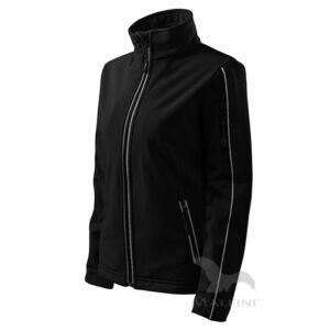 SOFTSHELL JACKET 511 - Férfi kabát - BLACK - (M)