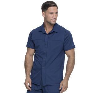 Dickies Dynamix Men's Galléros Ing Navy