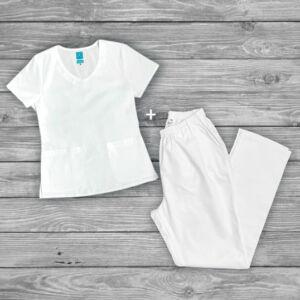 Basic Szett - Lisa felső + Körbegumis nadrág