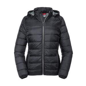 Nano Jacket - Ladies - Russell - Fekete