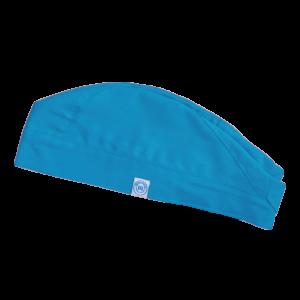 Műtős sapka Miami kék