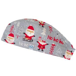Dear Santa Claus! - Műtős sapka - Karácsonyi mintás