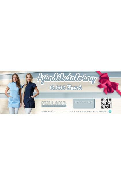 10.000 Forint értékű vásárlási kártya