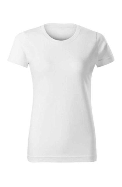 Basic - Női póló -RU- Fehér