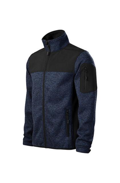 CASUAL 550 - Férfi kabát - Kék-Fekete (S)