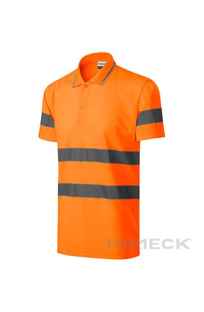 HV RW 2V9 - Galléros Unisex póló (M) 98 orange