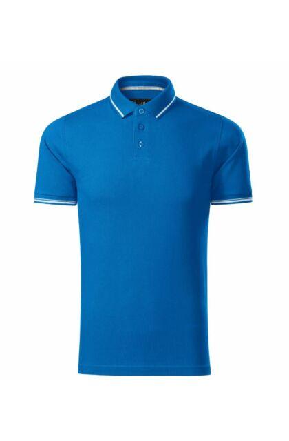 Galléros férfi póló - PERFECTION 251 70 snorkel kék (L)