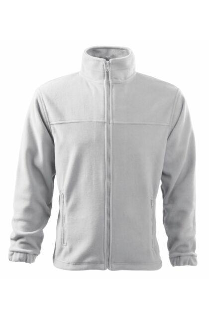 Jacket - Férfi Polár kardigán - Fehér