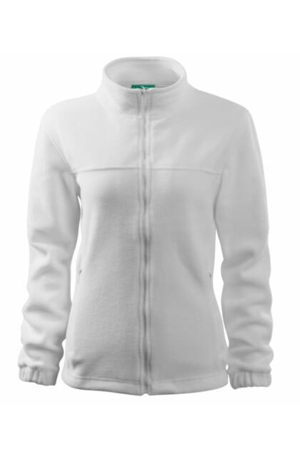 Jacket - Női Polár kardigán - Fehér