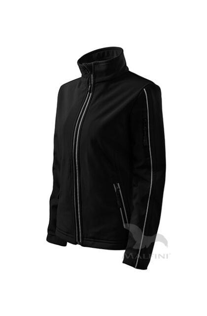 SOFTSHELL JACKET 511 - Férfi kabát - BLACK - (L)