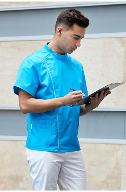 Alex Férfi munkaruha felső MiamiBlue (M)