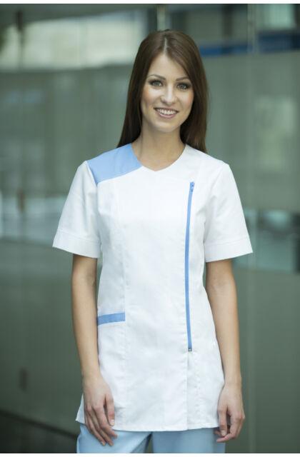 Angelina tunika Blue-White (34)