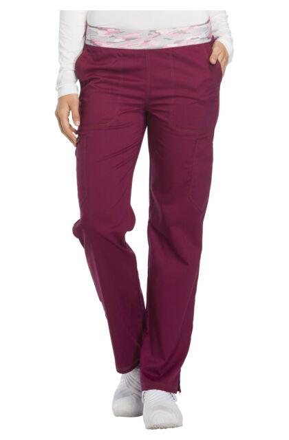 Dickies Essence Wine vörösbor színű női nadrág