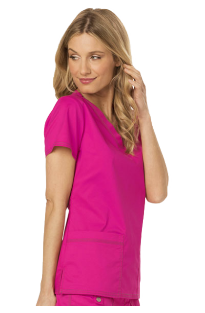 Dickies Gen Flex Hot Pink női felső (S)