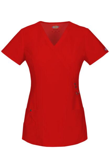 Dickies Xtreme Stretch Red - női felső