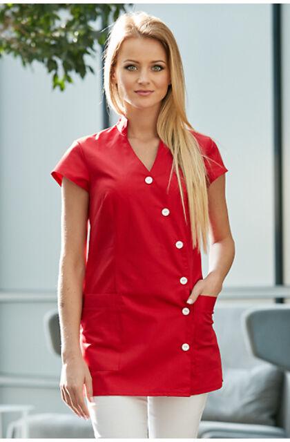 Leila tunika Piros (32)