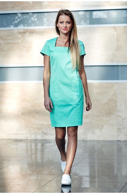 Pamela ruha Almazöld