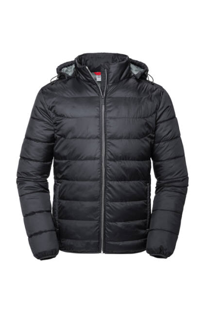 Nano Jacket Russell - Fekete