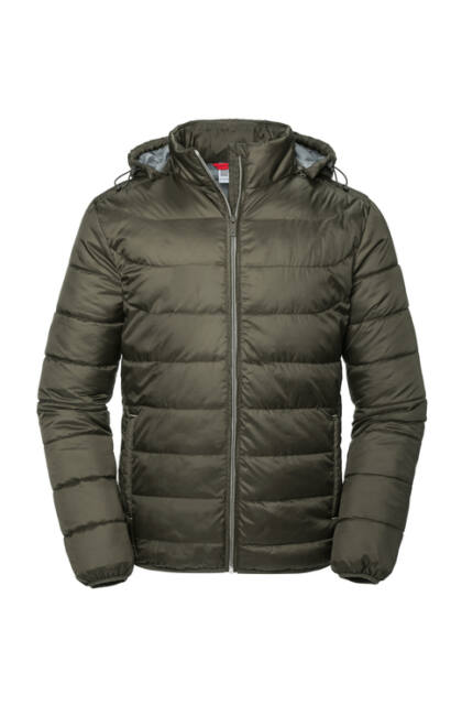 Nano Jacket Russell - Olive