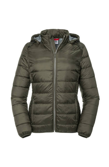Nano Jacket - Ladies - Russell - Olive