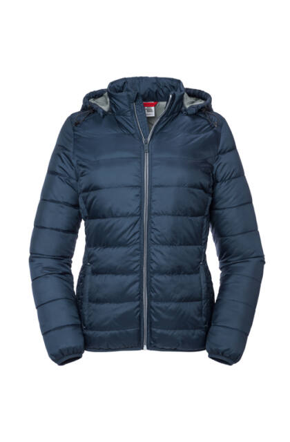 Nano Jacket - Ladies - Russell - Navy