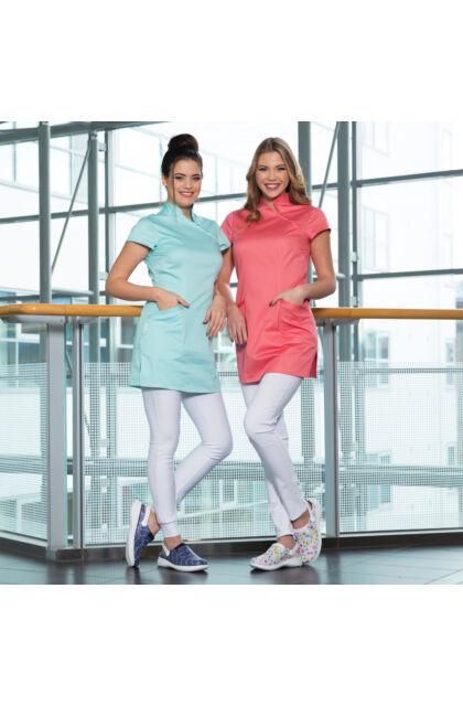 Tokió Szett - Tetszőleges színben - Claudia tunika + Savannah super str. nadrág